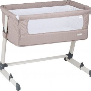 BabyGO Together Co-Sleeper Wieg Beige