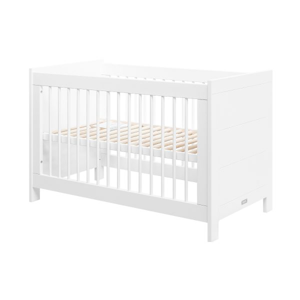 Bopita Lucca Babybed Wit 60 x 120 cm
