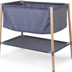 CHILDHOME - EVOLUX WIEG 50X90 NATUREL/ANTHRACITE