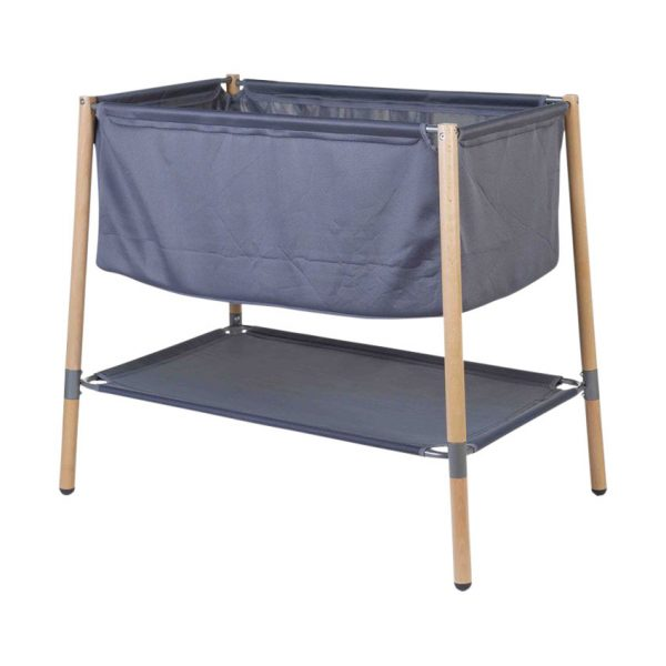 Childhome Evolux Wieg Naturel / Anthracite