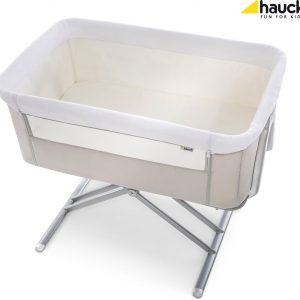 Hauck Face to Me Co-sleeper - Beige
