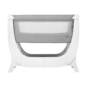 Shnuggle Air Co-sleeper Dove Grey