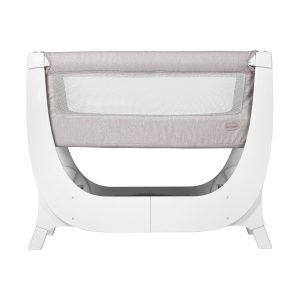 Shnuggle Air Co-sleeper Stone Grey