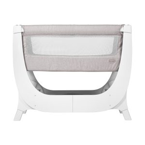 Shnuggle Air Pack Co-sleeper Stone Grey