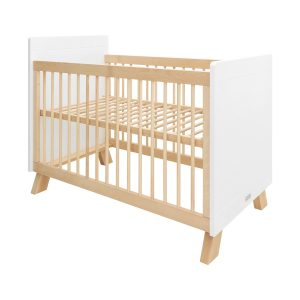 Bopita Lisa Babybed Wit / Naturel 60 x 120 cm
