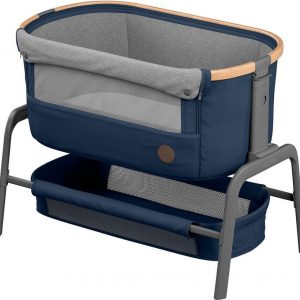 Maxi-Cosi Iora 2-in-1 co-sleeper Wieg - Essential Blue