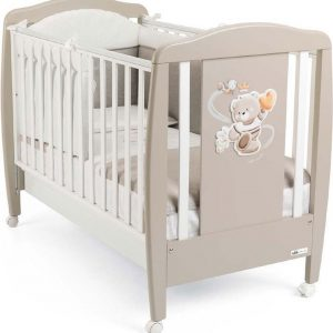 CAM Lettino Baby Cot - Ledikant - ORSO TORTORA - Made in Italy
