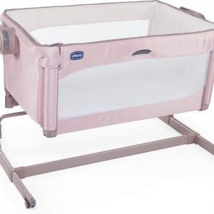 Chicco Next2Me Magic Co-Sleeper - candy Pink