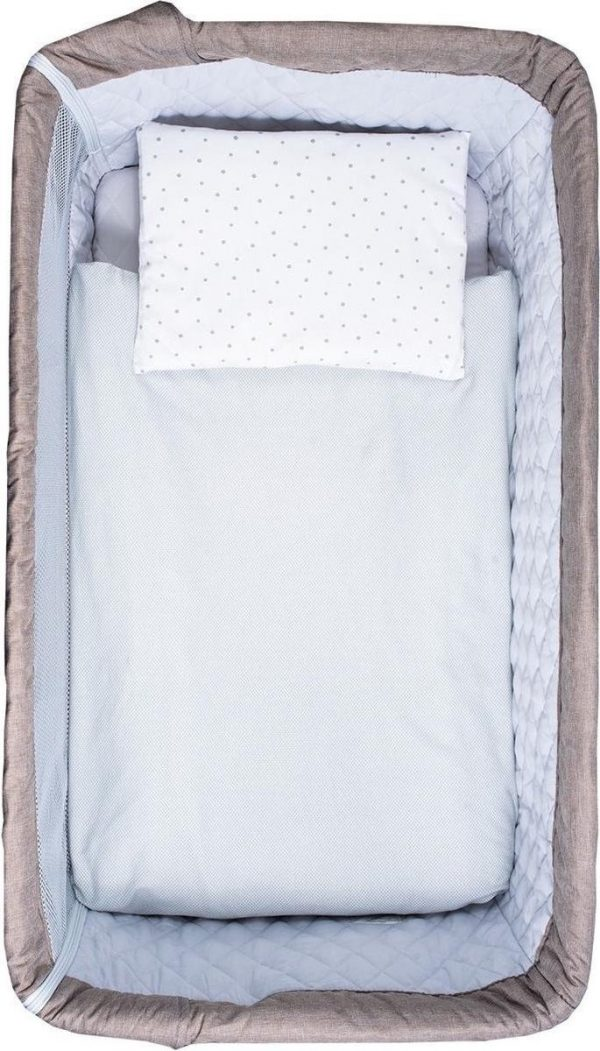 Bubaba 5-delige aankleding Exclusive voor Co sleepers (o.a. Free to Me wieg)